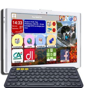 Tablette Senior Fnac : 17 45 sur tablette senior ordimemo simplicitab 2 32 go 10 1 clavier sans fil coque stylet ~ Melissatoandfro.com Idées de Décoration