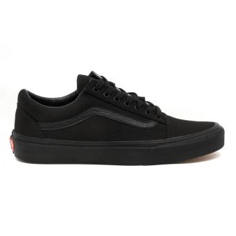 basket vans old skool noir