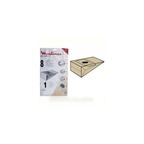Sachet de sacs powerpack (x6) pour aspirateur moulinex - 4605399