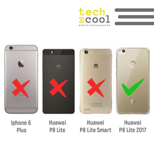 coque pour Huawei P8 Lite 2017 TPU Silicone Mousse plage de la mer