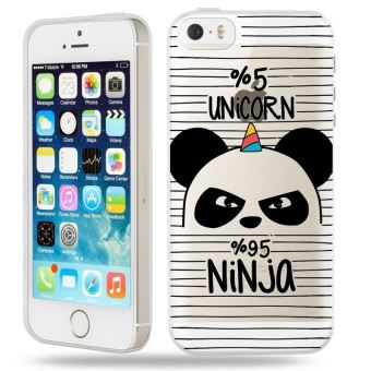coque iphone 5 unicorn