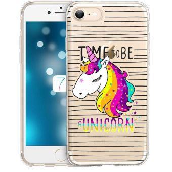 coque iphone 8 plus unicorn