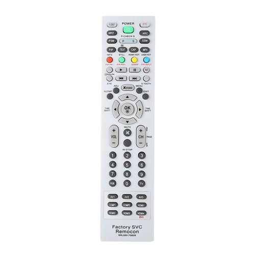 Télécommande De Remplacement HD Smart pour LG LCD TV MKJ39170828