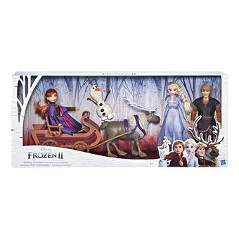 Poupée Disney La Reine des Neiges 2 Aventures en traîneau