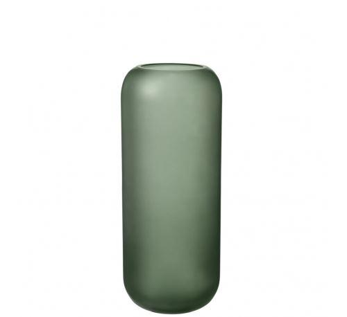 OVALO - vase 30 cm vert - Couleurs - vert
