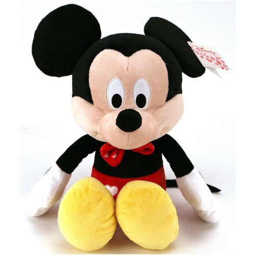 Câlin en peluche Disney Mickey Mouse