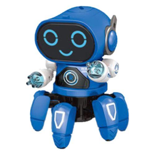 Robot danse électrique intelligent musique légère Jouets Best Boy Enfants cadeau Pealer7547