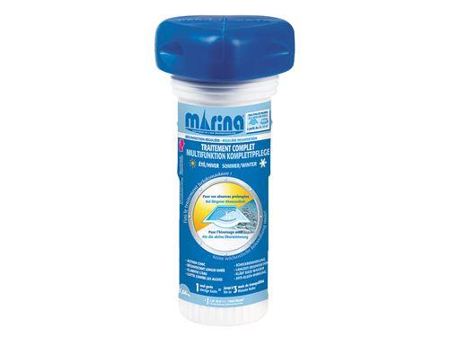Traitement au chlore longue durée 1 à 3 mois pour 30 à 60 m³
