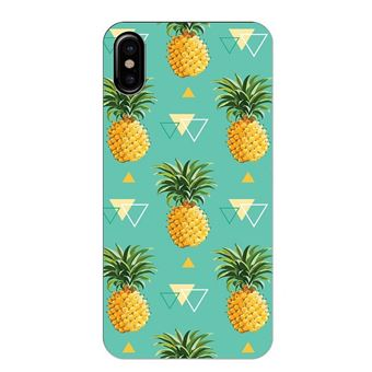 coque iphone xr ananas silicone