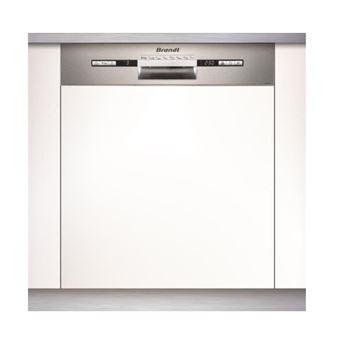 site réputé 18162 b4805 BRANDT VH1772X - Lave vaisselle encastrable - 12 couverts - 47 dB - A++ - L  59,8cm
