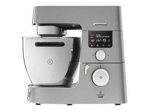 Kenwood Cooking Chef KCC9060S - robot pâtissier - 1500 Watt - argenté(e)