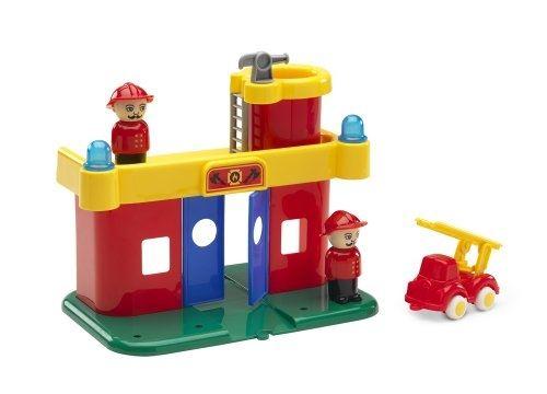 Viking toys - v5565 - caserne de pompiers
