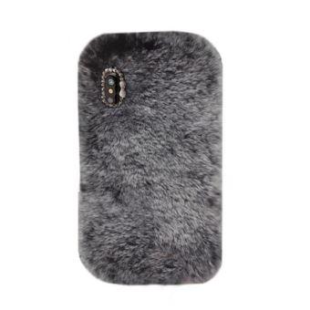 coque iphone 8 fourure