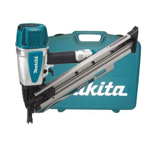 Makita - Cloueur Pneumatique 8.3 bar (Pointes de 50 à 90 mm) - AN943K