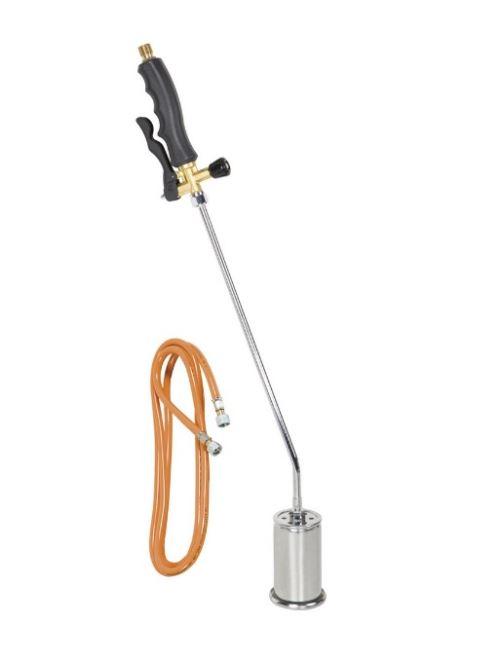 Ribiland - Kit désherbeur thermique 800°C lance 350mm