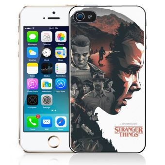 coque iphone 8 stranger things pc