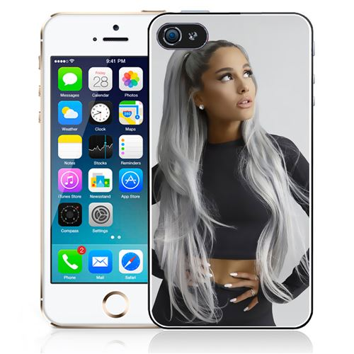 Coque pour iPhone 4/4S ariana grande