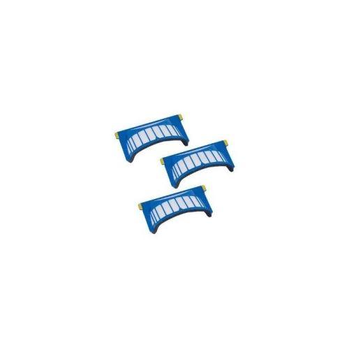 Pack 3 filtres aerovac pour aspirateur irobot - f232455