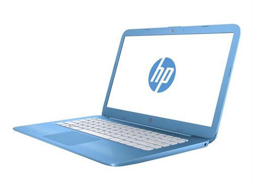 PC portable HP stream- 14ax024nf -14- 4go ram - intel celeron n3060 - intel hd- stockage 64 go emmc