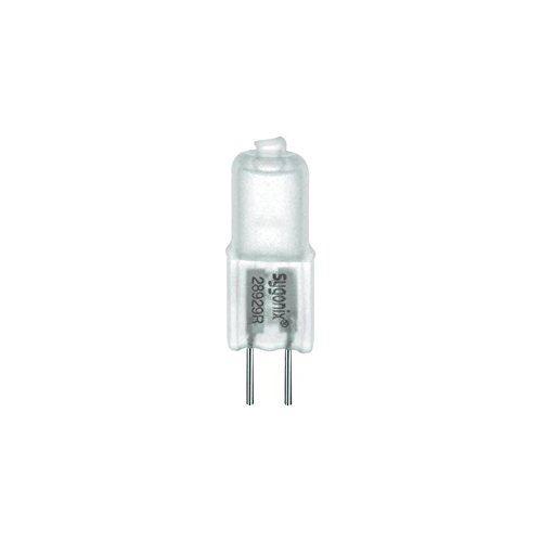 Ampoule halogène Sygonix Eco G4 20W=25W blanc chaud satin