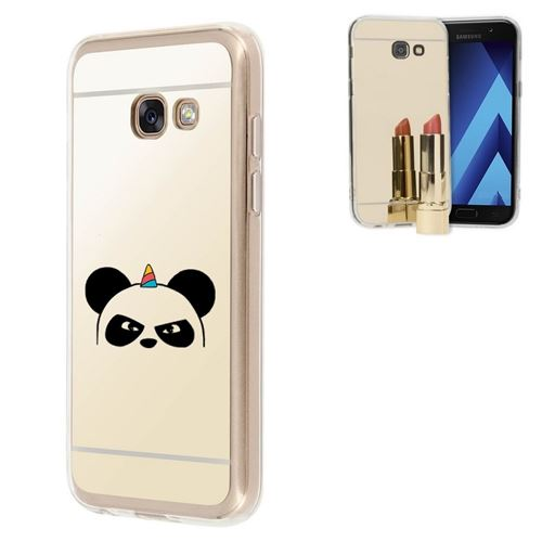 Coque Miroir Galaxy S7 Panda Licorne Unicorn Kawaii Gold Dore Or Accessoire Pda Et Smartphone Achat Prix Fnac