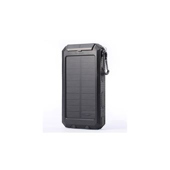 chargeur solaire et batterie usb darty
