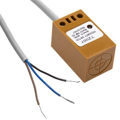 Capteur interrupteur commutateur inductif de proximite 10-30 VDC PNP NO