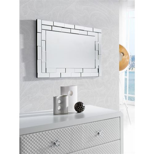 Miroir rectangulaire en verre SUBA