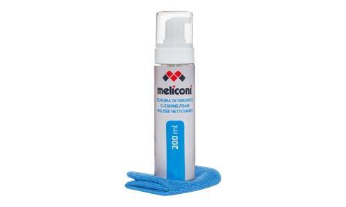 Meliconi C-200 Foam - Kit de nettoyage pour écran LCD pour Écran LCD, écran plasma, TV