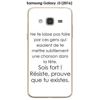 coque samsung galaxy j3 2016