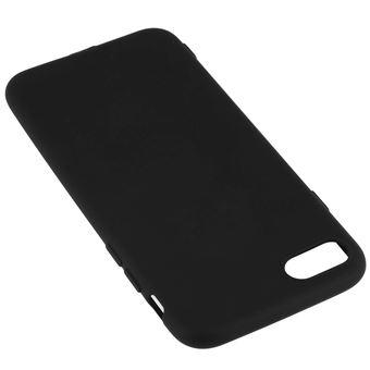 coque silicone noire iphone 7