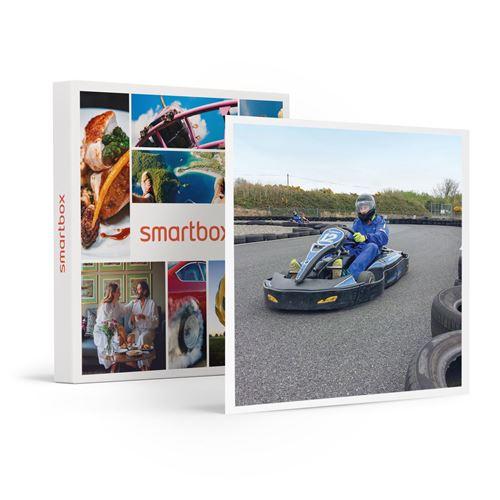 SMARTBOX - Sensations karting - Coffret Cadeau