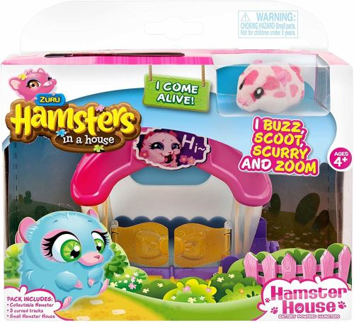 Hamster in a house petite maison spin master 6031571