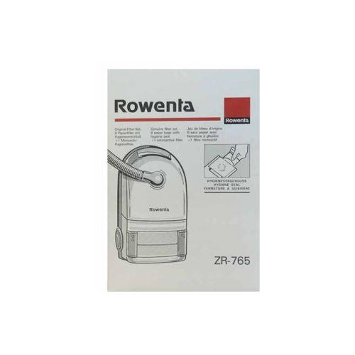 Sacs x10 pour aspirateur rowenta - 1534776