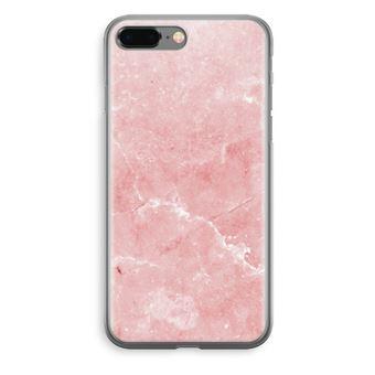 coque iphone 8 plus marbre rose