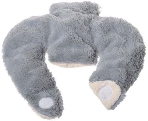 Welliebellies Neckwarmer Coselle dames Confort gris