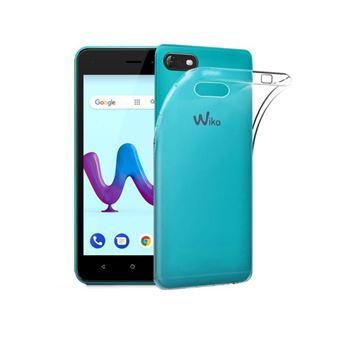 Coque Wiko Sunny 3 silicone transparente