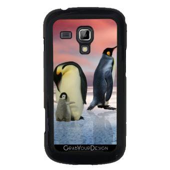 coque samsung galaxy trend pingouin