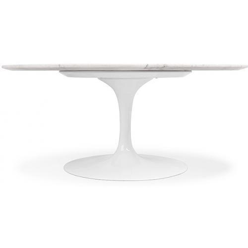 Table Tulipa - Marbre - 110 cm