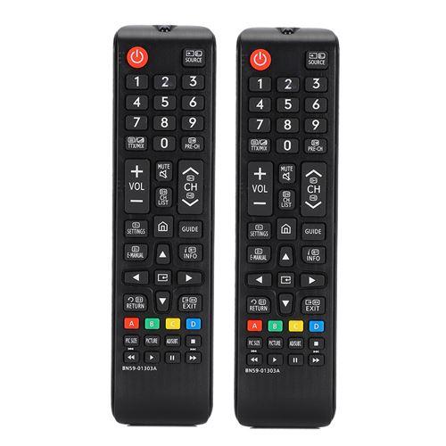 Télécommandes de Télévision pour Samsung BN59-01303A 2pcs