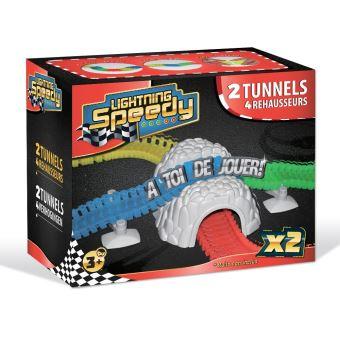 Lightning Plus RehausseursAccessoires Pour Circuit Fun Tunnels Speedy 4 2 Et Amusant Un 2DHEIW9
