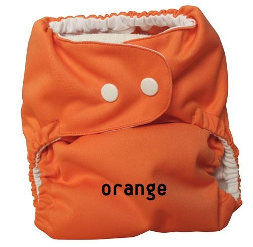 Couche lavable So Easy Couleur - Orange, Taille - 1