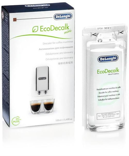 EcoDecalk mini 100ml Cafetière, Expresso 5513295981 DELONGHI, SIMAC - 312461