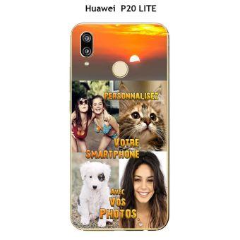 Coque Huawei P20 LITE design Personnalisée avec VOS photos
