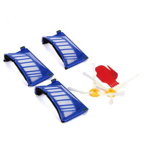 Une Partie de Remplacement pour Irobot Roomba585 595 600 610 620 650 Série Aspirateur Wenaxibe025