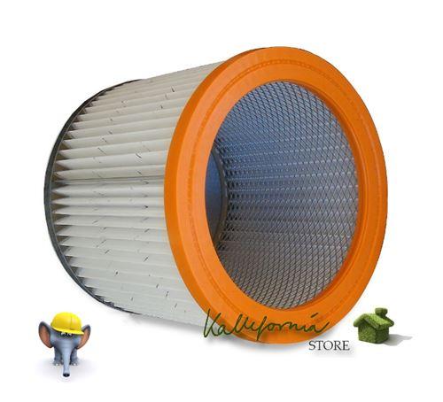 Kallefornia K702 1 PES filtre lavable pour aspirateur Parkside PNTS 30/6 30/7 30/8 30/9 E