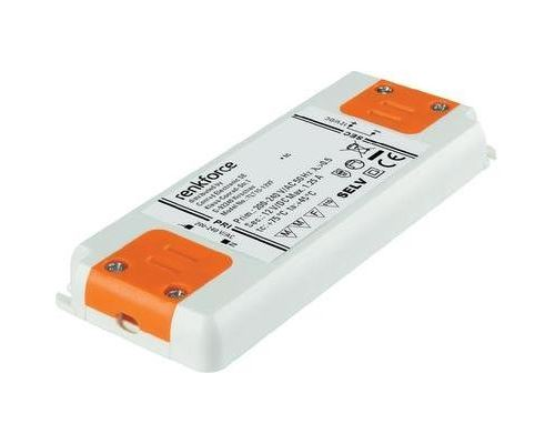 Driver led 15w 12vdc 1250ma tension fixe renkforce 792400