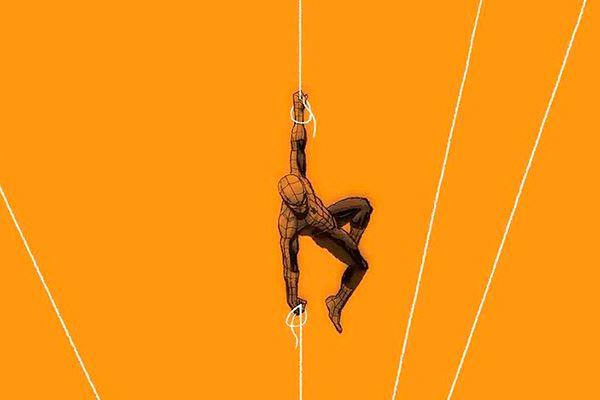 Spiderman: Un héroe a través del tiempo