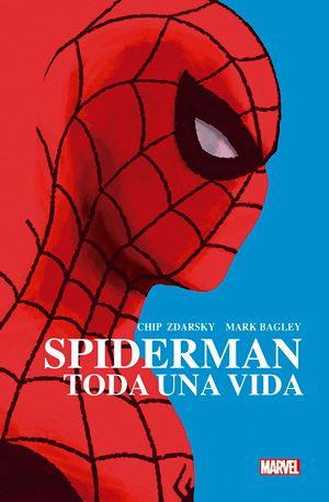 spiderman-toda una vida