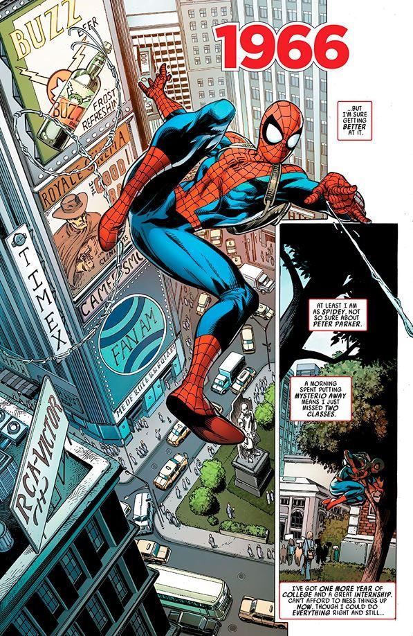 spiderman-toda una vida-comic